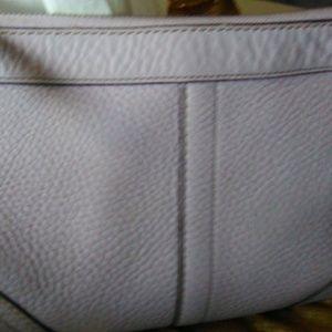 Coach Lavender cross/shoulder bag no.J0882-F12321